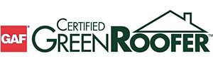 Certified Green Roofer Program Certificate
